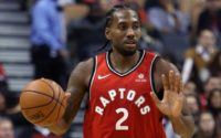 According to ESPN's Tim Leggier, Leonard's best bet would be to re-sign in Toronto.