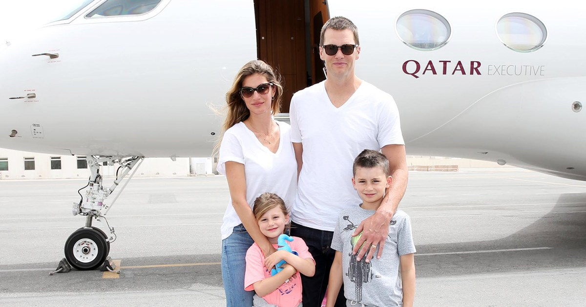 Tom Brady Shares Awesome Photo From Family Vacation In Costa Rica