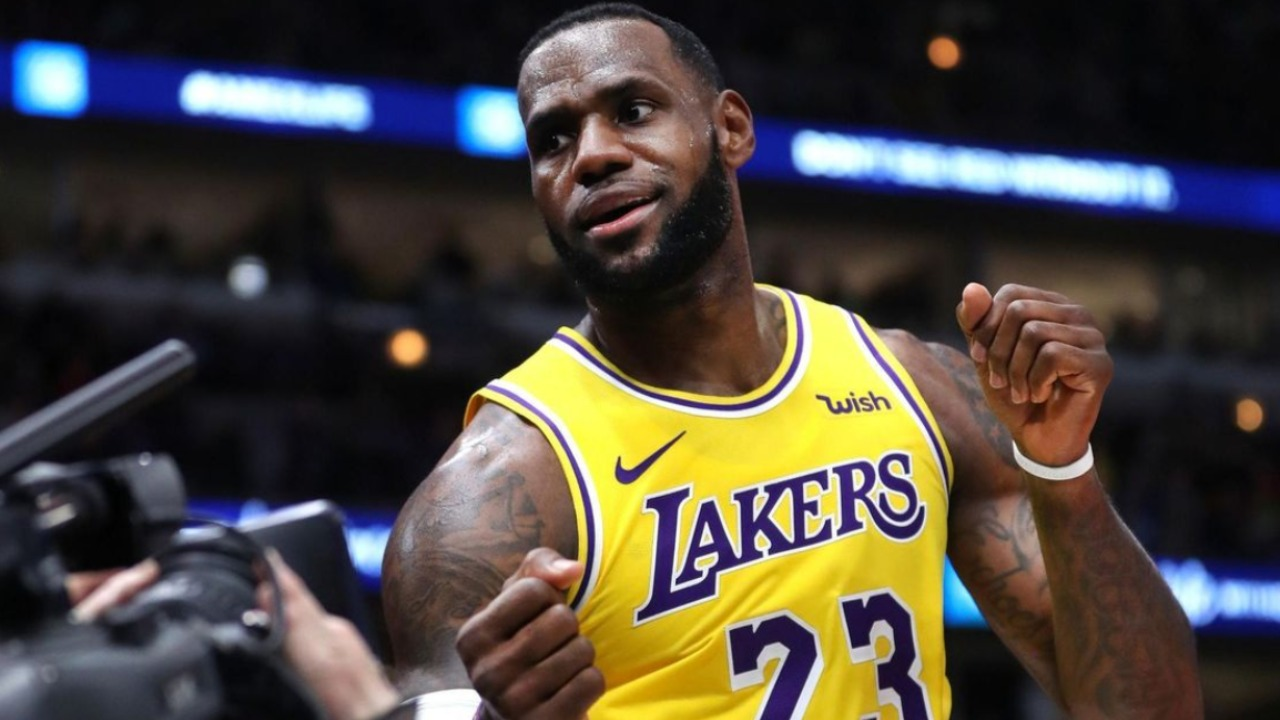 fd11e0435a4 Report  LeBron James Told To Recruit Surprise Star This Summer - The Ball  Zone