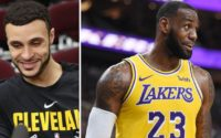 Bronny James, Zaire Wade Recreate Their Fathers' Famous