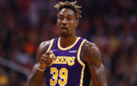 Dwight Howard Sends Savage Message as Lakers Lock in for Houston Rockets Series
