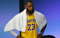 lebron james cryptic message