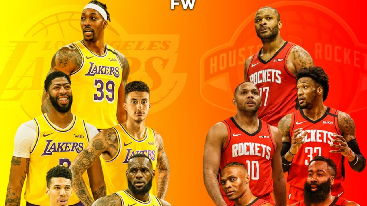 Lakers' X-factor vs Rockets in 2020 NBA Playoffs - The ...