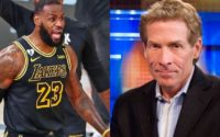 Skip Bayless Breaks Internet With Viral Comment About LeBron James After Lakers Win