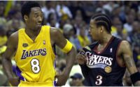 Watch: Allen Iverson Gets Emotional When Talking About Spending Time With Kobe Bryant