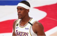 Lakers Provide Worrisome Update on Rajon Rondo Ahead of Game vs Nuggets