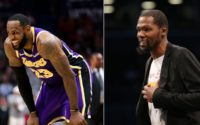 Kevin Durant Explains Why LeBron James Is 'Easily' the Real MVP This Season