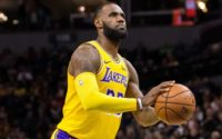 Lakers Presenting Case to NBA About LeBron James' Lack of Free Throws