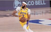 Lakers Release Troubling Update on Anthony Davis' Status for Game 5