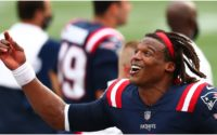 Cam Newton Reacts To Viral Video With N'Keal Harry From Week 3 Game