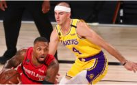 Wild Defensive Stat for Lakers' Alex Caruso Revealed