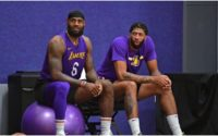 Lakers Announce Injury Updates For LeBron James, Anthony Davis vs Rockets