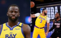 Draymond Green Releases Statement on Calls For Anthony Davis To Be Suspended