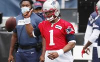 Report: Patriots Under Investigation After Cam Newton's Positive COVID Test