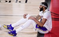 Watch: Anthony Davis Explains in Detail What Hurt Lakers Most in Game 3