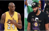 The Prophetic Message Kobe Bryant Had For Anthony Davis And The Lakers Before He Passed Revealed
