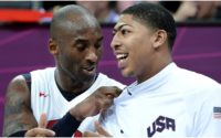 Kobe Bryant Once Posted Hilarious Unibrow Pic of Teen Anthony Davis