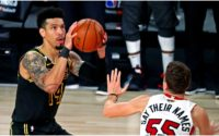Danny Green Shares What Happened by Busses After he Missed Game-Winning Shot