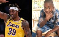 Dwight Howard Reacts to 12-year-Old Son Calling Him 'Deadbeat Dad'