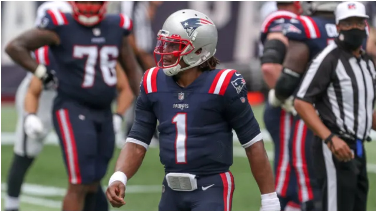 Colin Cowherd Sums Up Patriots' Week 6 Performance In Three Words