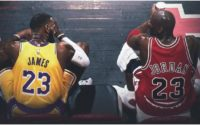 Watch: LeBron James Seen Studying Michael Jordan Footage After Earning 4th Championship