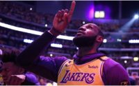 LeBron James' Latest Instagram Post Fires Back at Critics Who Called Him Washed