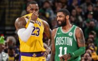 Kyrie Irving Reacts To Reports Of His Alleged Jab At LeBron James