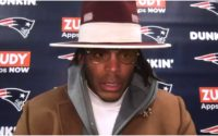 Cam Newton Addresses His Critics and Why He's Still Optimistic About the Patriots' Season